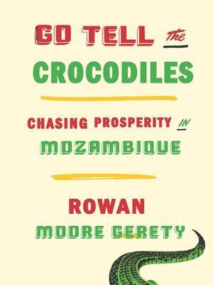 cover image of Go Tell the Crocodiles
