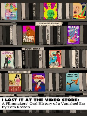 cover image of I Lost It at the Video Store