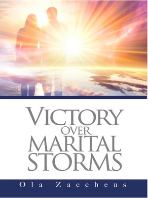 cover image of Victory Over Marital Storms