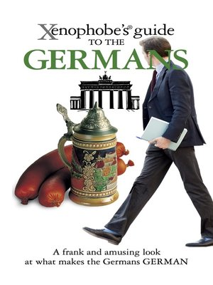 cover image of The Xenophobe's Guide to the Germans