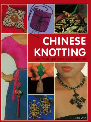 cover image of Chinese Knotting