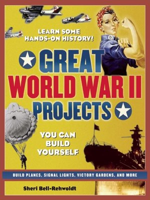 cover image of GREAT WORLD WAR II PROJECTS