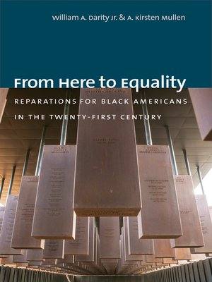 cover image of From Here to Equality