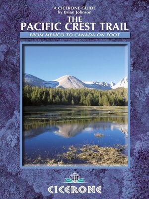 cover image of The Pacific Crest Trail