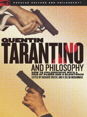 cover image of Quentin Tarantino and Philosophy