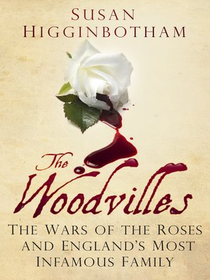 cover image of The Woodvilles