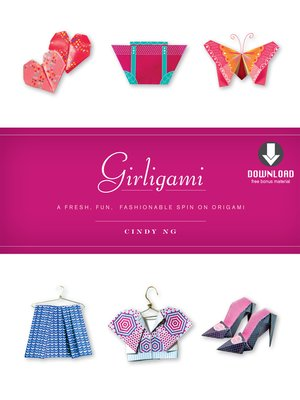 cover image of Girligami