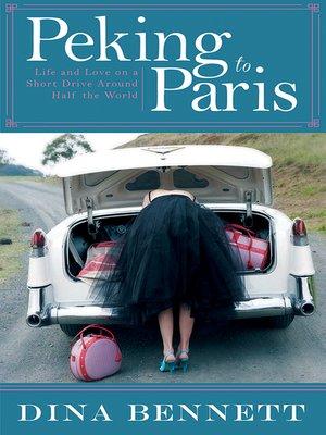 cover image of Peking to Paris