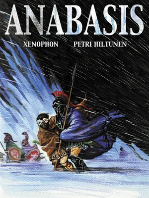 cover image of Anabasis