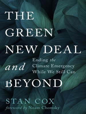 cover image of The Green New Deal and Beyond