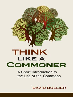 cover image of Think Like a Commoner