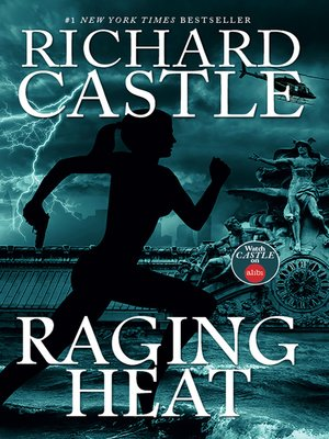 cover image of Raging Heat (Castle)
