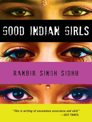 cover image of Good Indian Girls