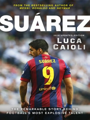 cover image of Suarez – 2016 Updated Edition