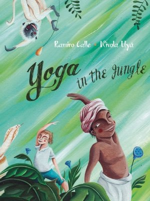 cover image of Yoga in the Jungle