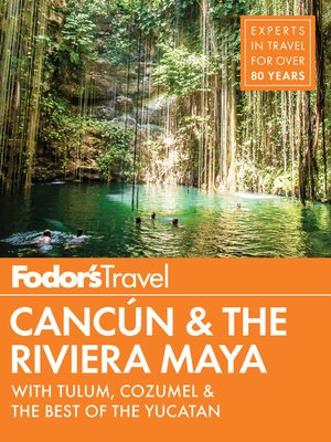 cover image of Fodor's Cancun & the Riviera Maya