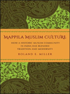 cover image of Mappila Muslim Culture