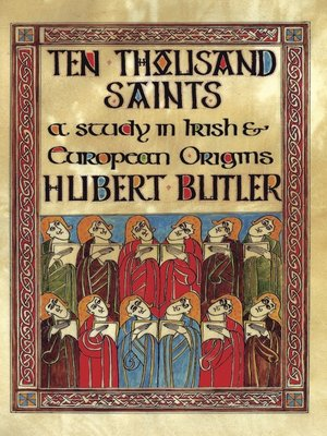 cover image of Ten Thousand Saints