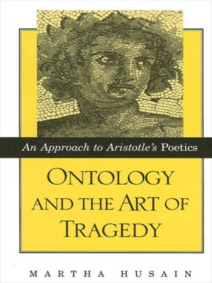 cover image of Ontology and the Art of Tragedy