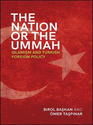 cover image of The Nation or the Ummah