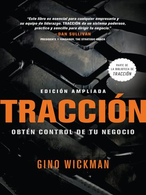 cover image of Traccion