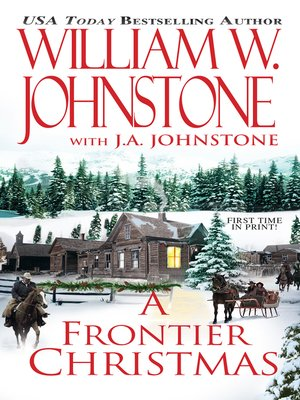 cover image of A Frontier Christmas