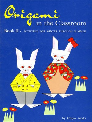 cover image of Origami in Classroom Book 2