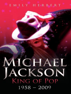 cover image of Michael Jackson--King of Pop