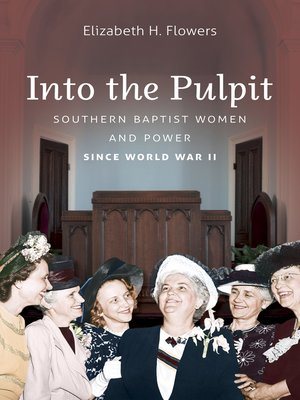 cover image of Into the Pulpit