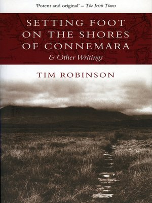 cover image of Setting Foot on the Shores of Connemara