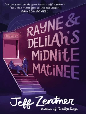 cover image of Rayne and Delilah's Midnite Matinee