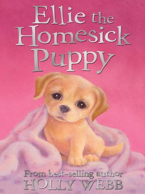 cover image of Ellie the Homesick Puppy