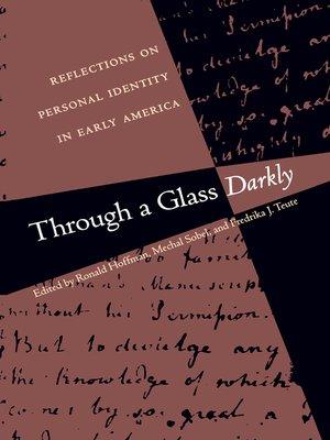 Through a glass darkly by karleen koen overdrive rakuten cover image of through a glass darkly fandeluxe Images