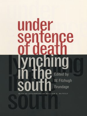 cover image of Under Sentence of Death