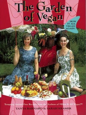 cover image of The Garden of Vegan