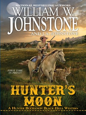 cover image of Hunter's Moon