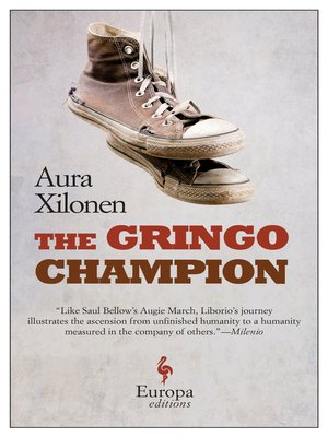 cover image of The Gringo Champion