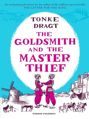 cover image of The Goldsmith and the Master Thief