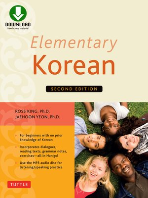 cover image of Elementary Korean