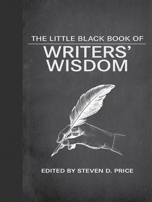 cover image of The Little Black Book of Writers' Wisdom