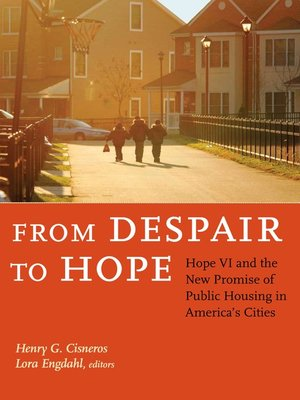 cover image of From Despair to Hope