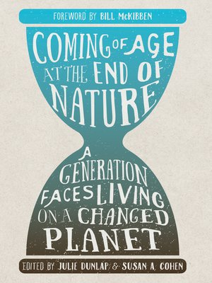 cover image of Coming of Age at the End of Nature