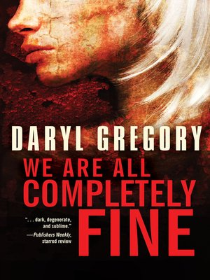 cover image of We Are All Completely Fine