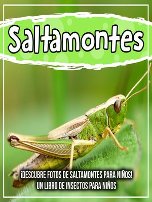 cover image of Saltamontes