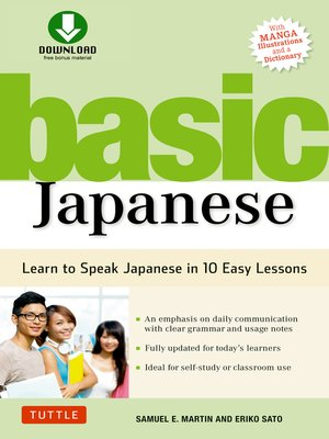 cover image of Basic Japanese