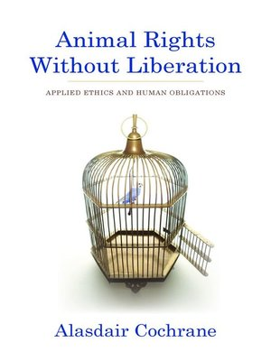 cover image of Animal Rights Without Liberation