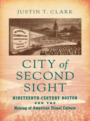 cover image of City of Second Sight