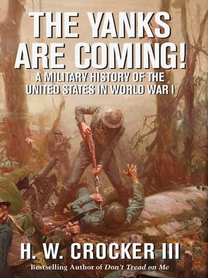 cover image of The Yanks Are Coming!