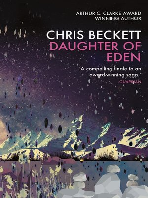 cover image of Daughter of Eden