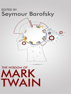 cover image of The Wisdom of Mark Twain